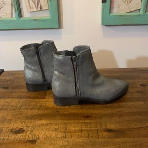 Firenze Two Side ZIP Leather Boot